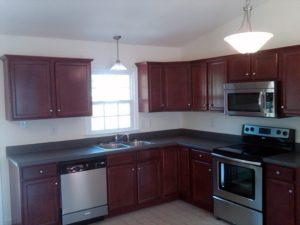 kitchen remodeled